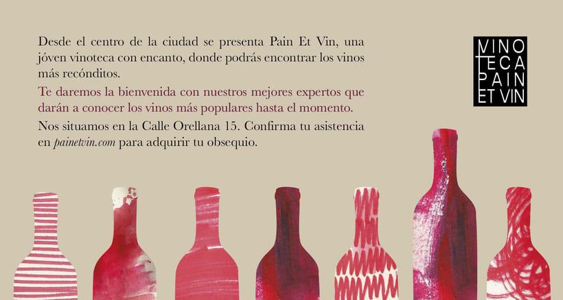 Invitación vinoteca 2