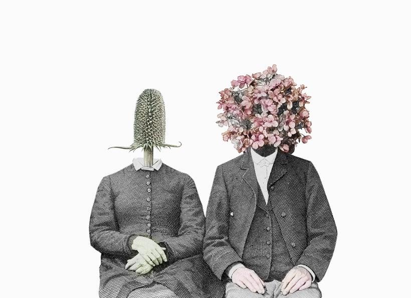 Señores flor 0