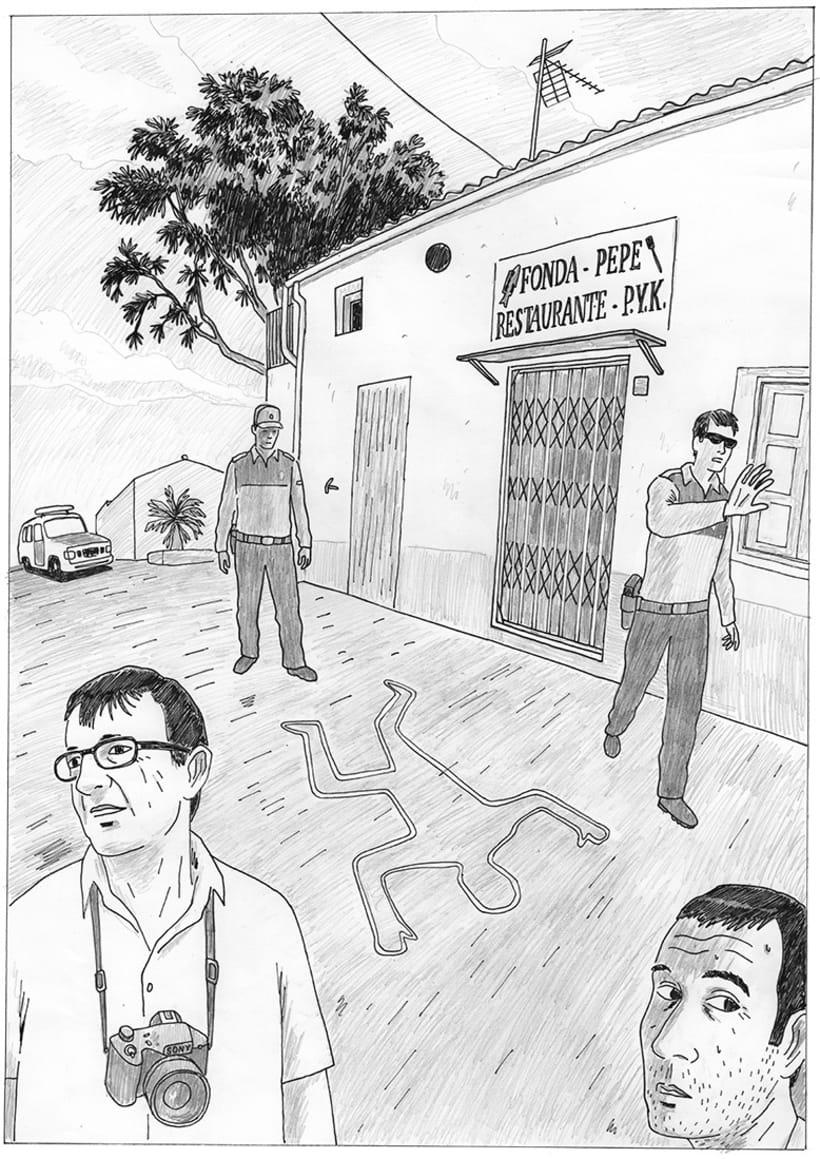 Crimen en el paraiso 1