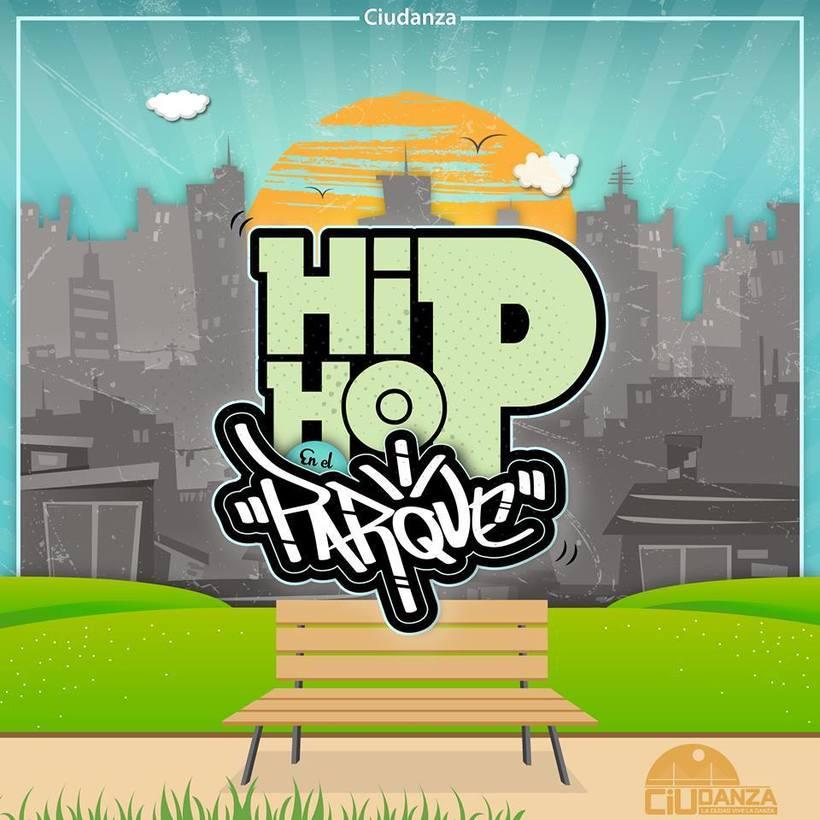 HIPHOP EN EL PARQUE (Proceso de formación) 1