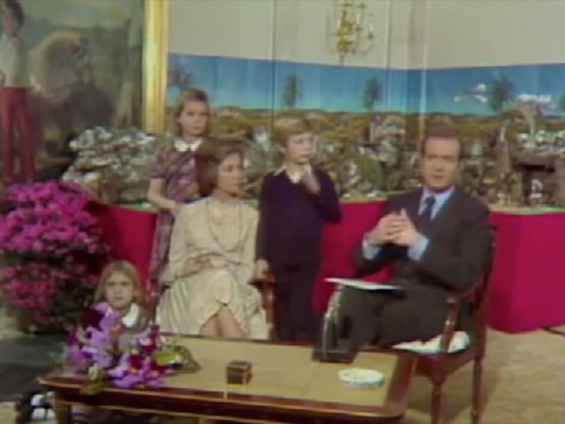 1975. Mensaje navideño de su majestad el Rey 1