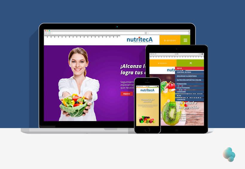 Nutriteca - Web 3