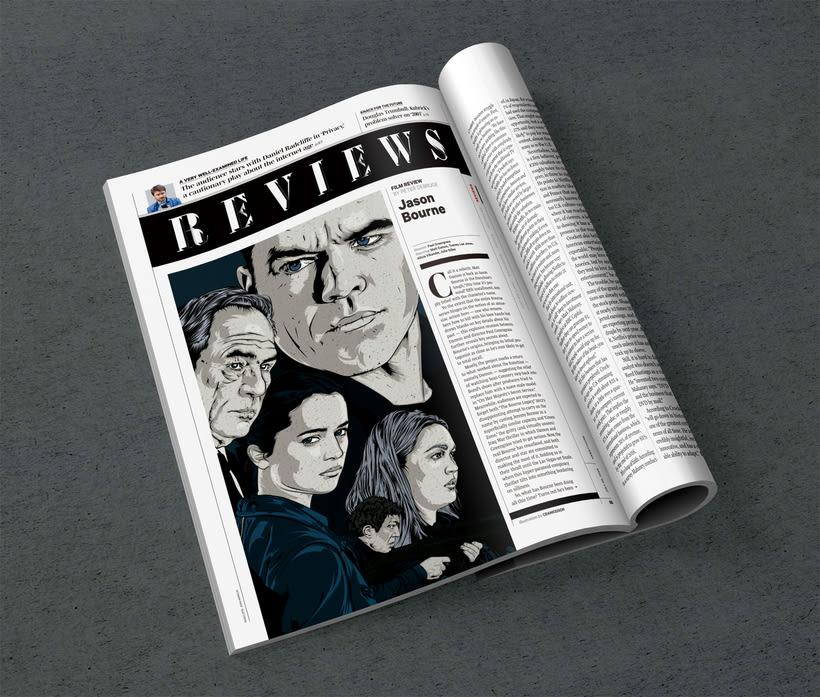 Variety | Jason Bourne 1