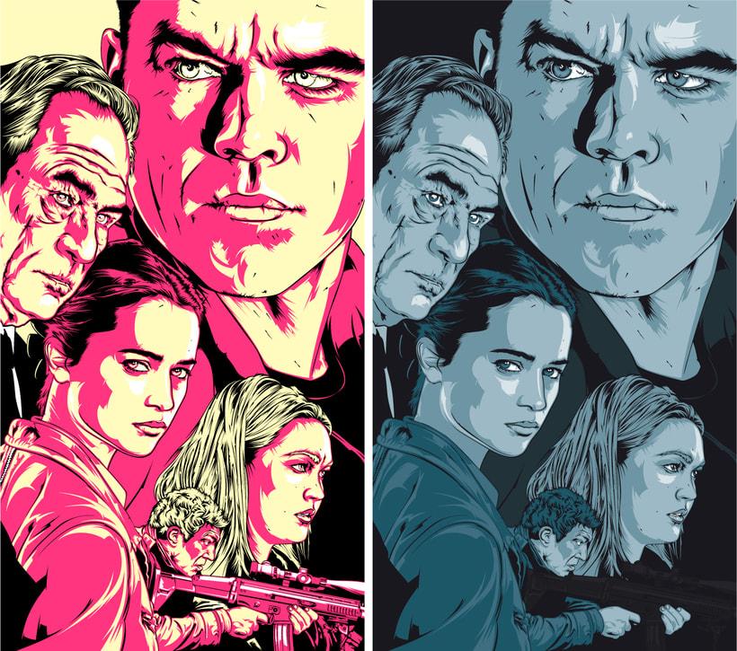 Variety | Jason Bourne 8