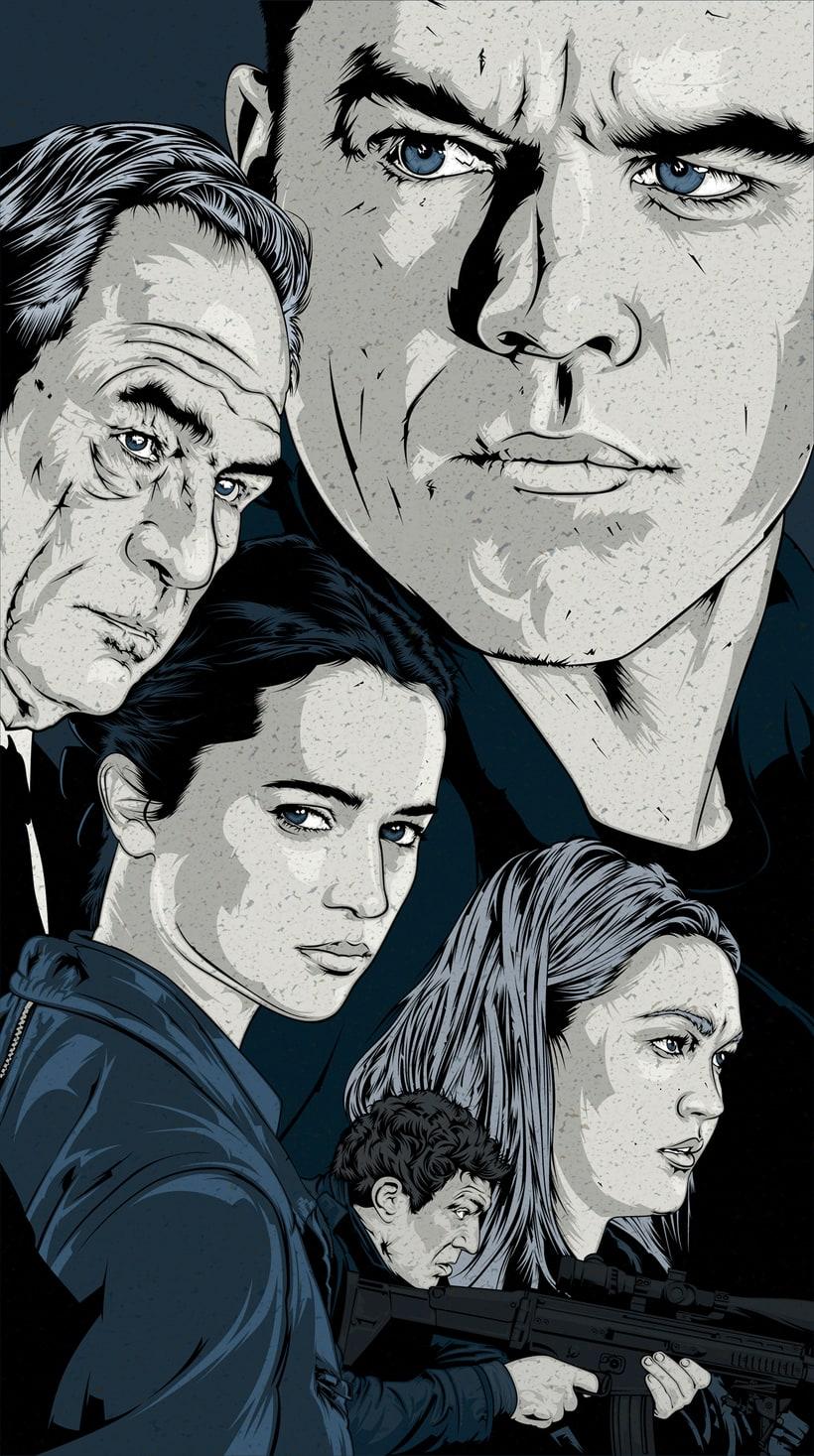 Variety | Jason Bourne 4