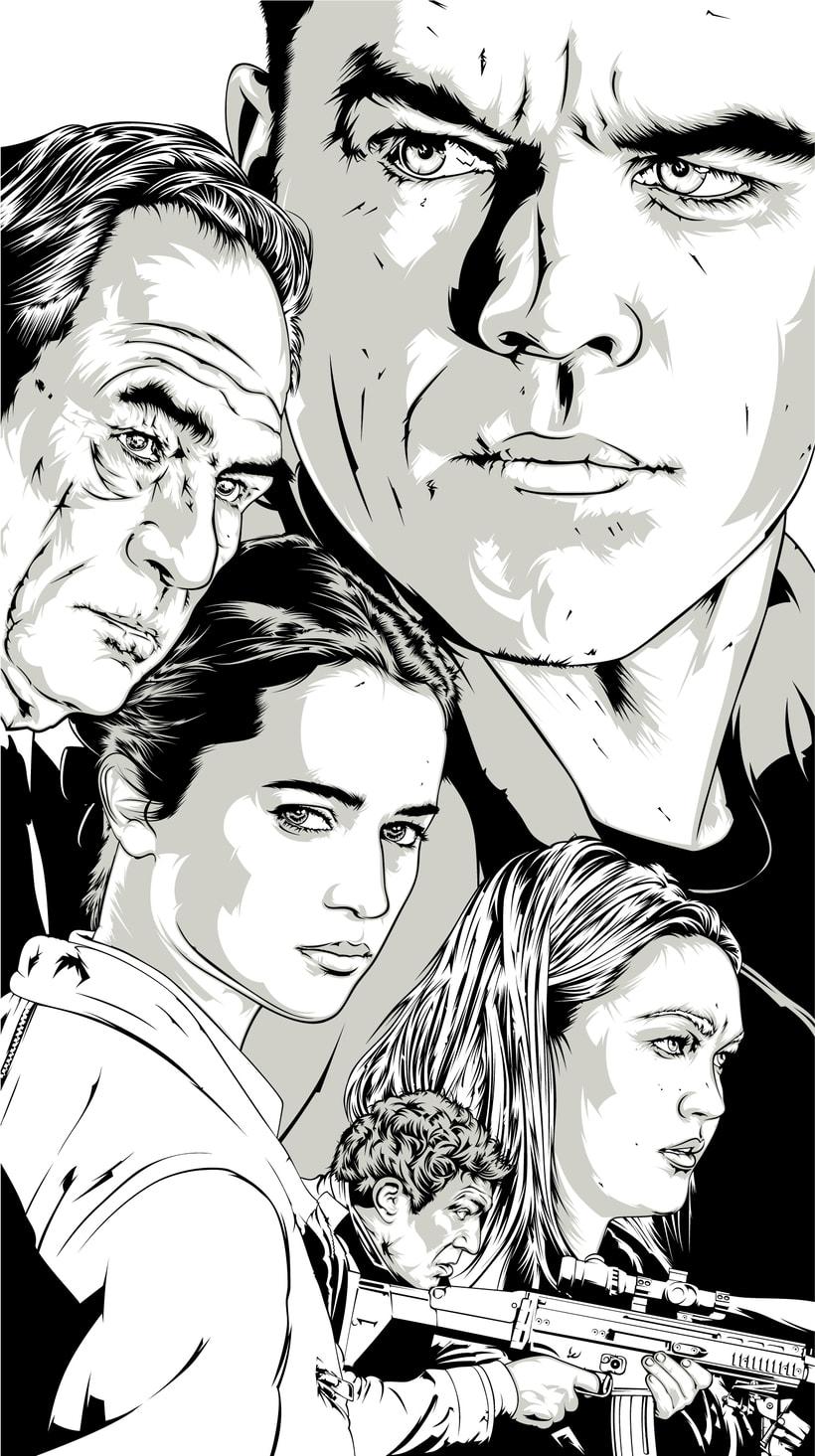Variety | Jason Bourne 6