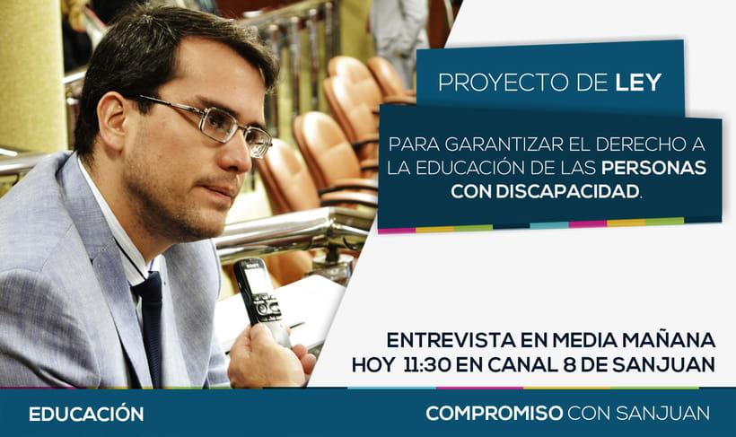 Carlos Munisaga - Diputado Provincial 4