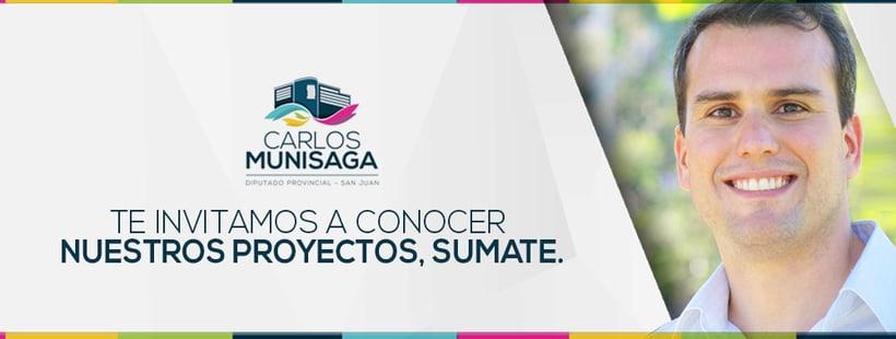 Carlos Munisaga - Diputado Provincial 5