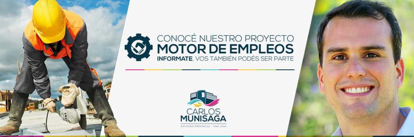 Carlos Munisaga - Diputado Provincial 7
