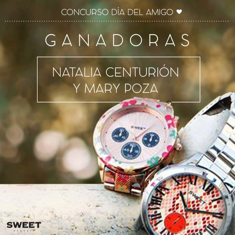 Sweet - Ushuaia 0
