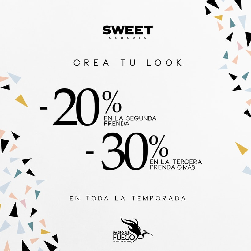 Sweet - Ushuaia 1