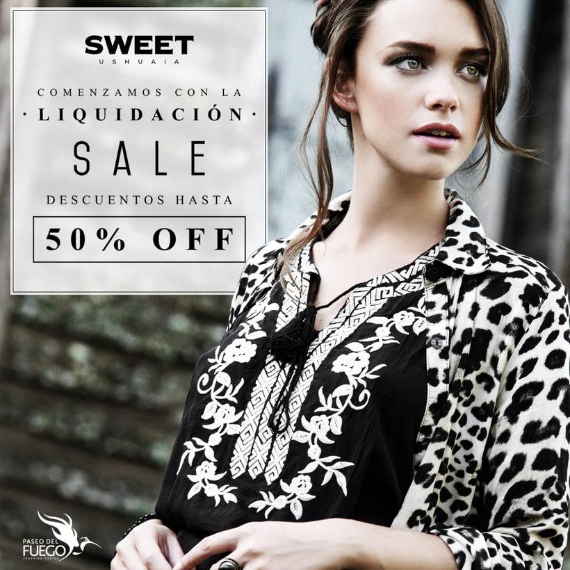 Sweet - Ushuaia 2