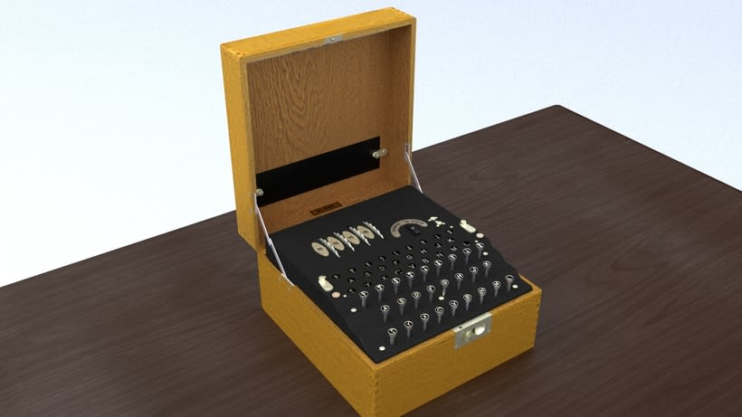 Proyecto Enigma 0