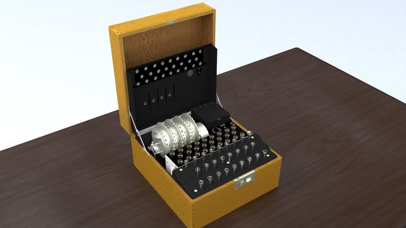 Proyecto Enigma 1