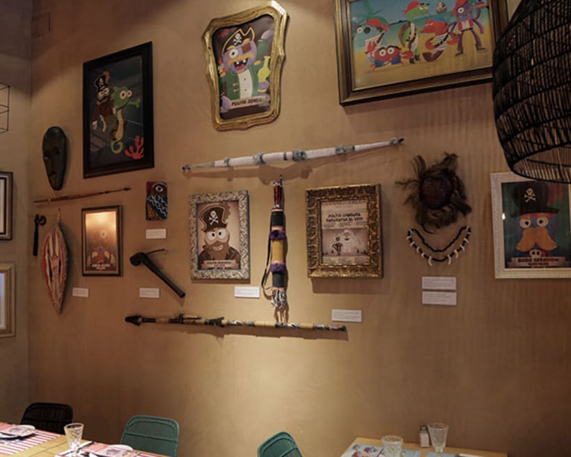 Restaurante Bobo Pulpín 5