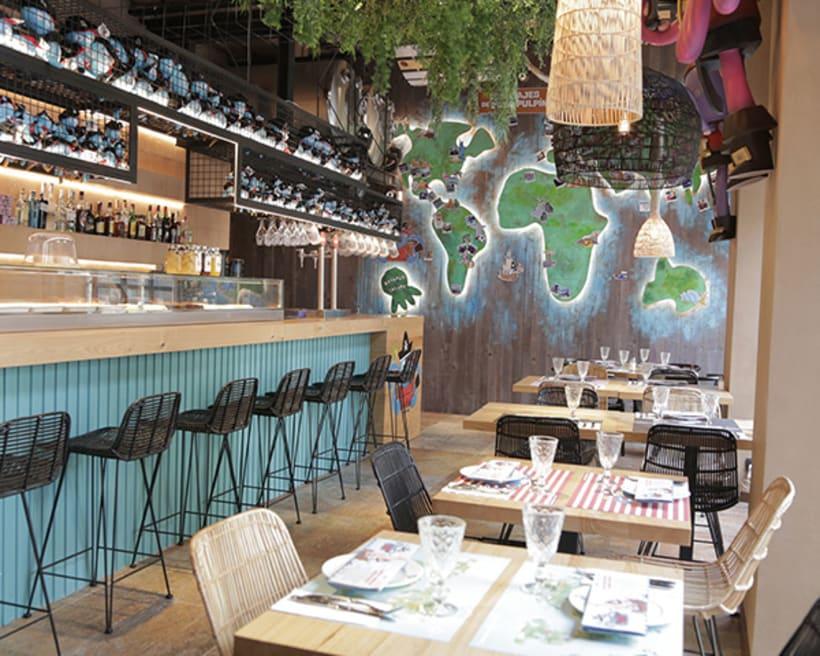 Restaurante Bobo Pulpín 6