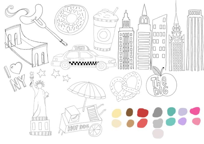Pattern Design | NY NY! 2