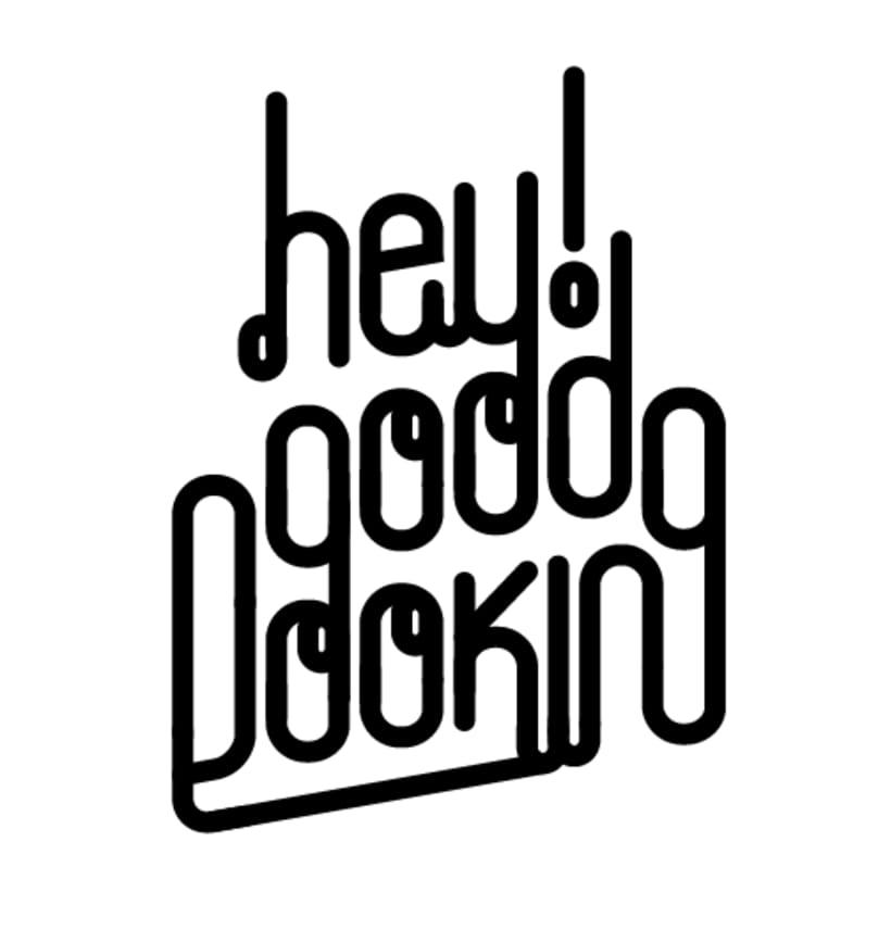 Hey good looking! - Identidad/logo 0