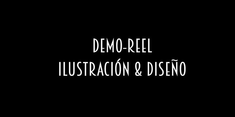 REEL DE ILUSTRACIÓN & DISEÑO 0
