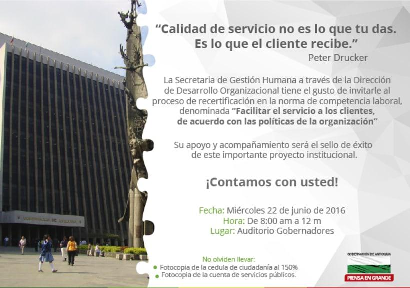 Práctica 1 - Gobernación de Antioquia 0
