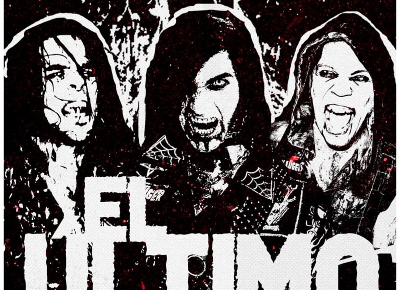 """Los Lügers - """"El ultimo guión"""" - Promo poster 3"""
