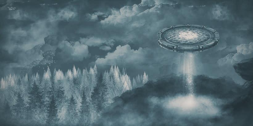 Northen Lights -1