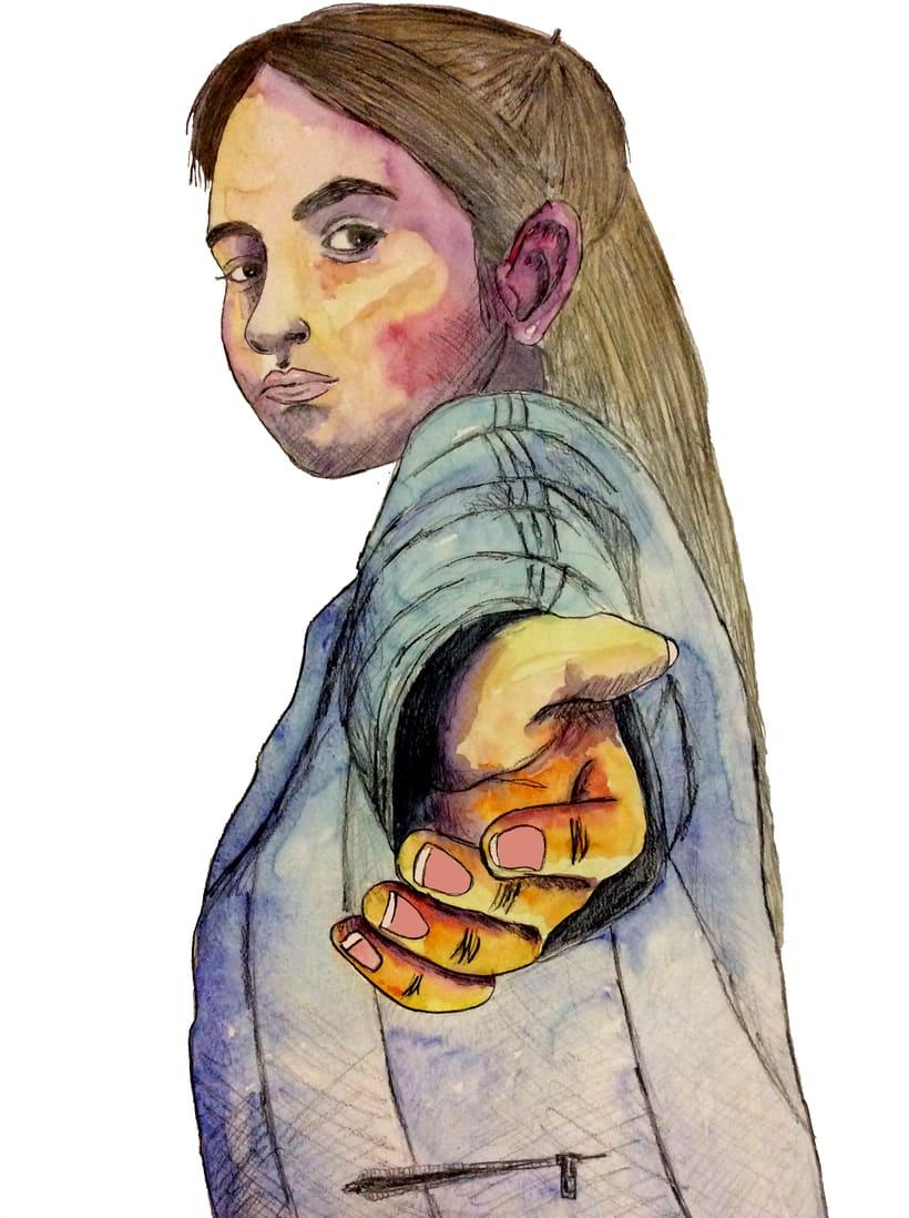 """ilustraciones  del libro """"nunca dejamos de aprender"""" 4"""