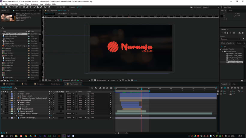 Motion graphics 4