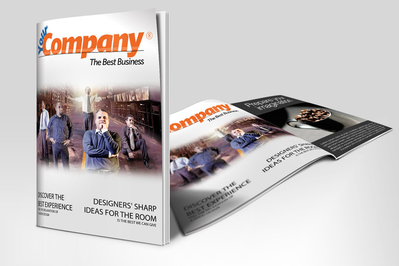 Manual de Identidad - Your Company - Marca para Banca Empresarial 15