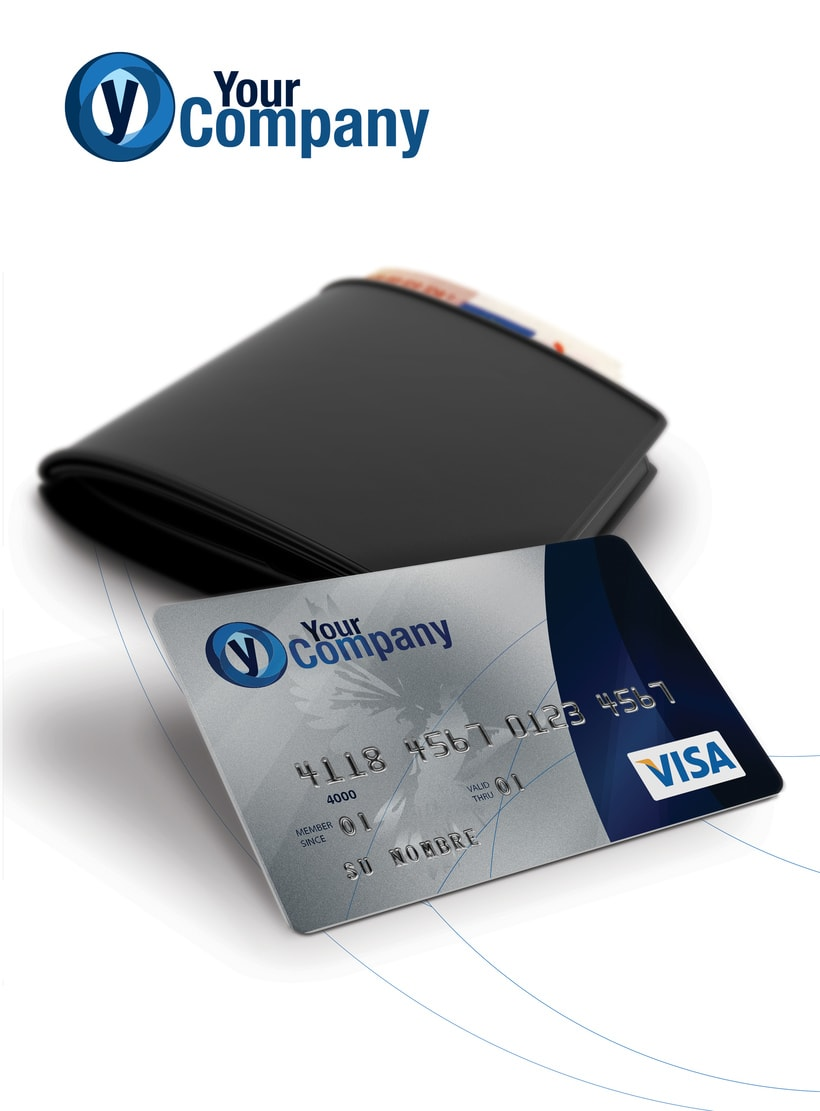 Manual de Identidad - Your Company - Marca para Banca Empresarial 8