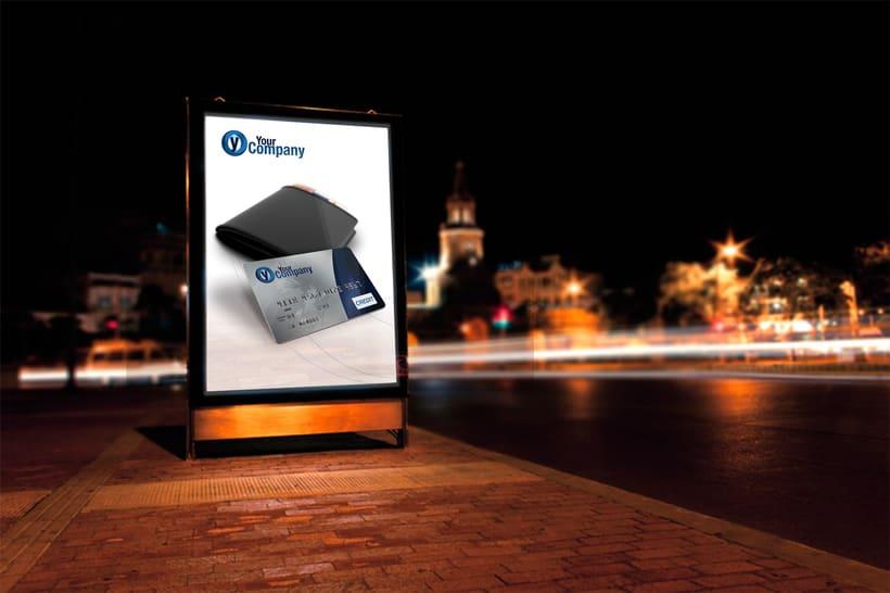 Manual de Identidad - Your Company - Marca para Banca Empresarial 9