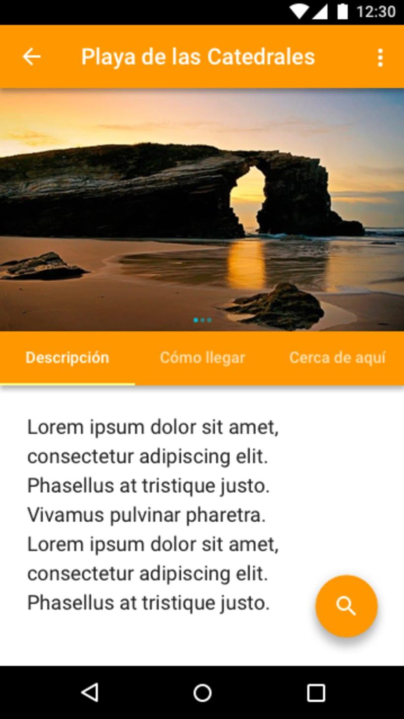 App Material Design 3