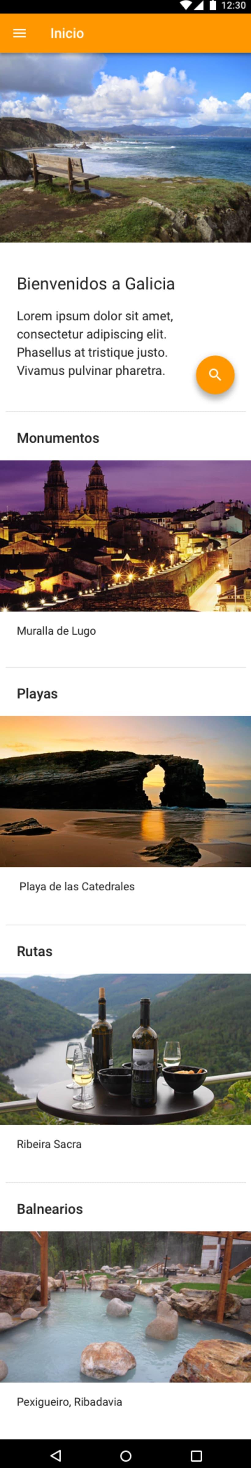 App Material Design 5