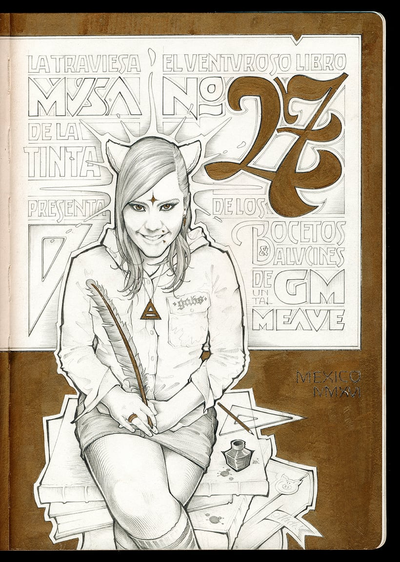 Sketchbook XXVII 0