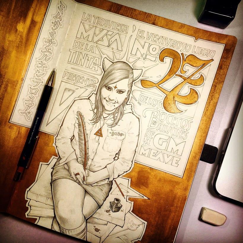 Sketchbook XXVII 5
