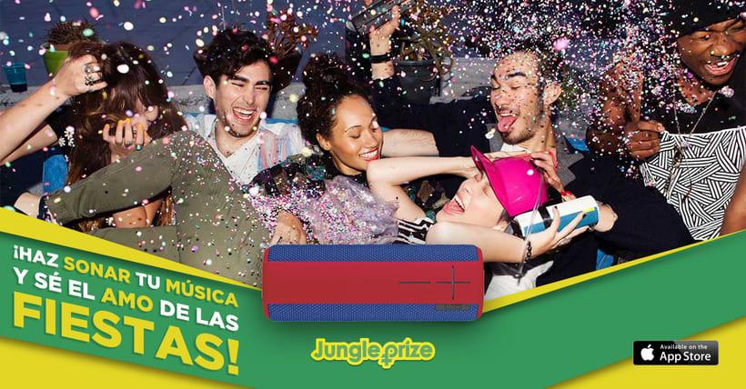 Imágenes promocionales Jungle Prize 10