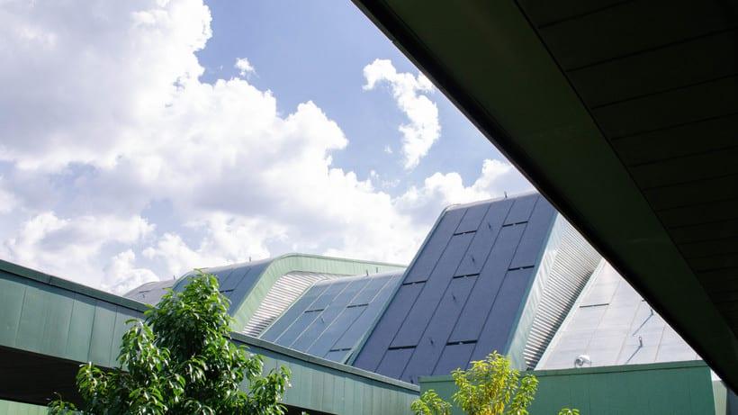 Inmersión en la fotografía de arquitectura: Unidad Deportiva Atanasio Girardot (Medellín) 5