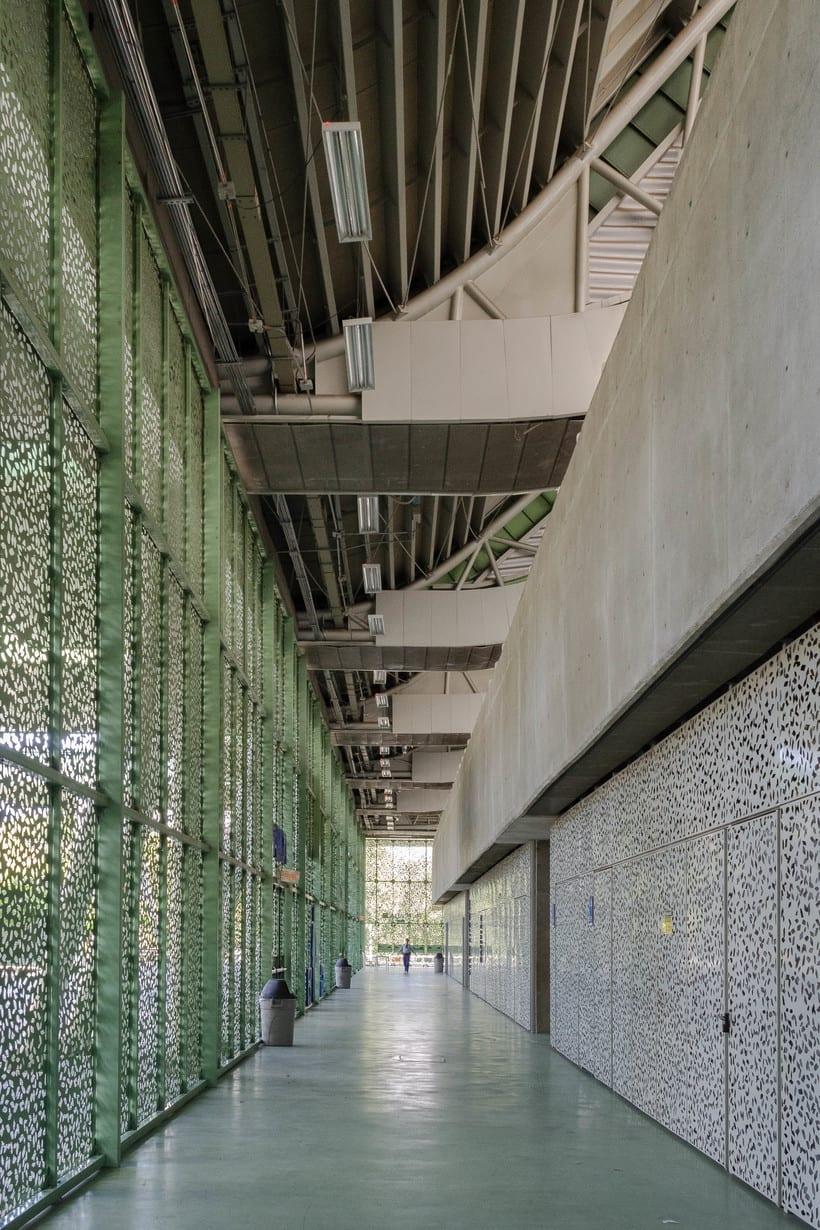 Inmersión en la fotografía de arquitectura: Unidad Deportiva Atanasio Girardot (Medellín) 7