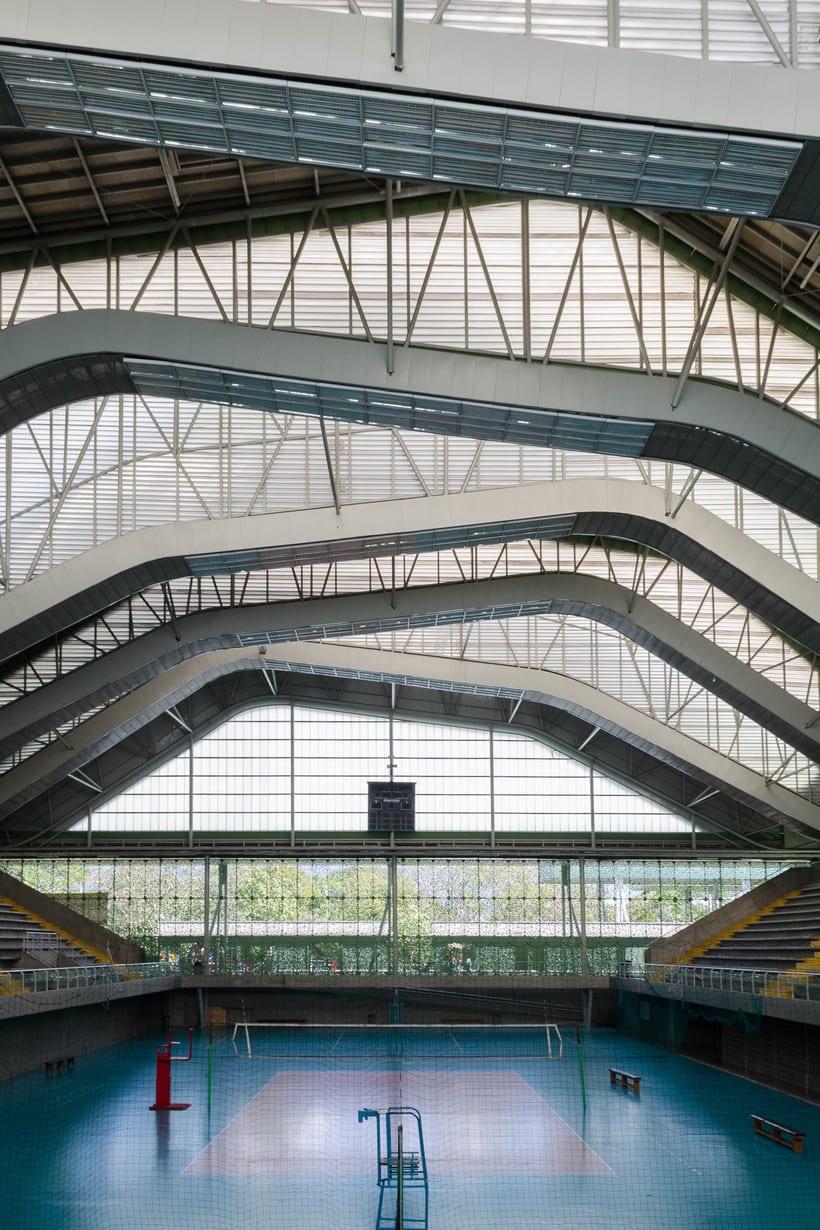 Inmersión en la fotografía de arquitectura: Unidad Deportiva Atanasio Girardot (Medellín) 9