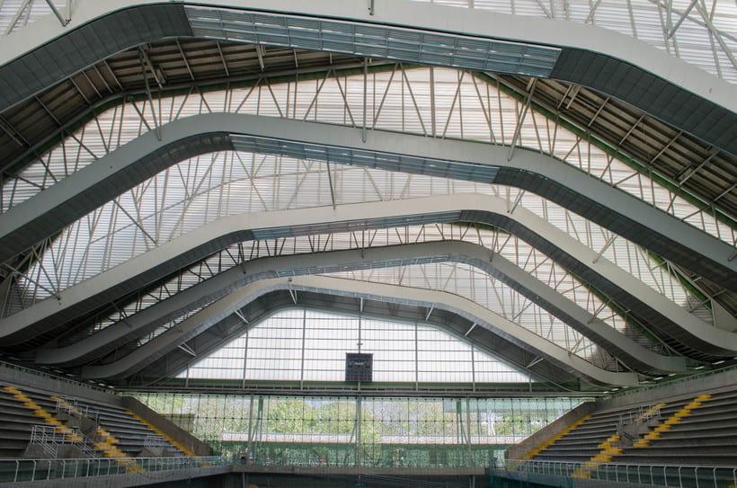 Inmersión en la fotografía de arquitectura: Unidad Deportiva Atanasio Girardot (Medellín) 10