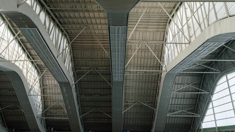 Inmersión en la fotografía de arquitectura: Unidad Deportiva Atanasio Girardot (Medellín) 12