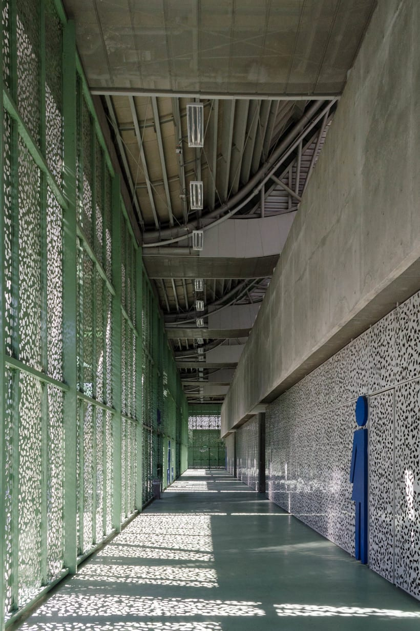 Inmersión en la fotografía de arquitectura: Unidad Deportiva Atanasio Girardot (Medellín) 8