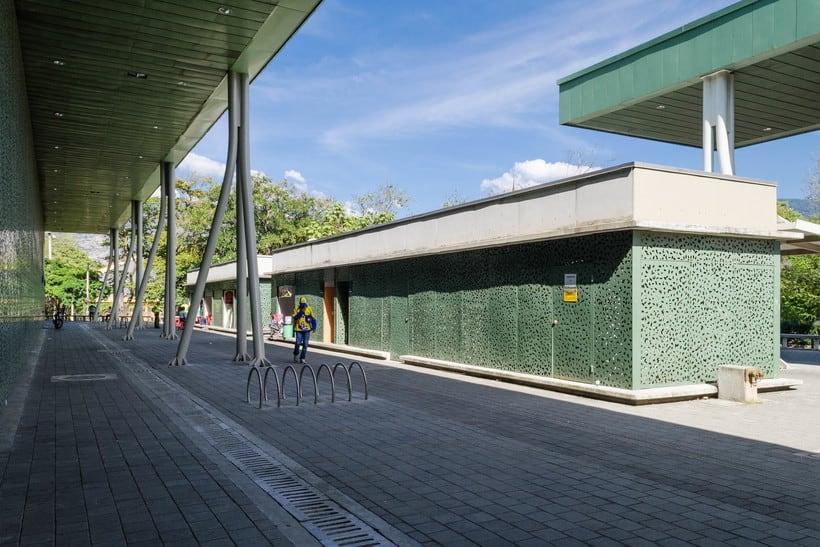 Inmersión en la fotografía de arquitectura: Unidad Deportiva Atanasio Girardot (Medellín) 2