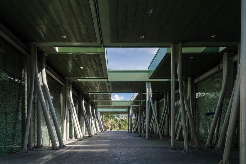 Inmersión en la fotografía de arquitectura: Unidad Deportiva Atanasio Girardot (Medellín) 3
