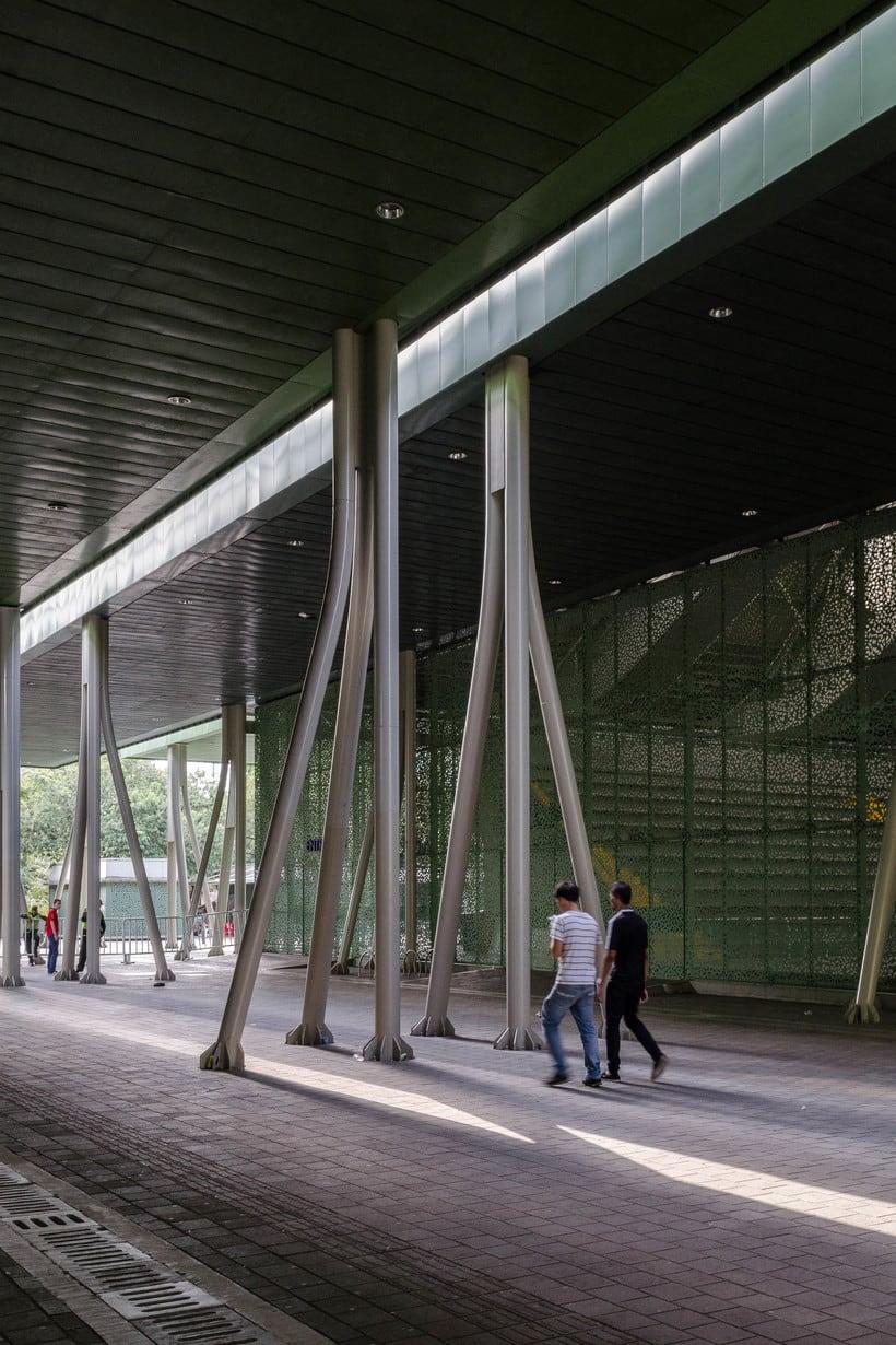 Inmersión en la fotografía de arquitectura: Unidad Deportiva Atanasio Girardot (Medellín) 4