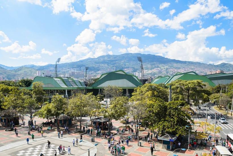 Inmersión en la fotografía de arquitectura: Unidad Deportiva Atanasio Girardot (Medellín) 0