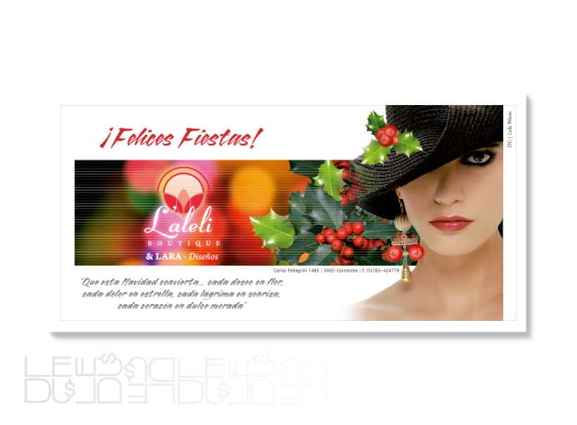 Laleli boutique, diseño imagen corporativa 1
