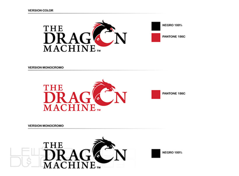 The Dragon Machine -1