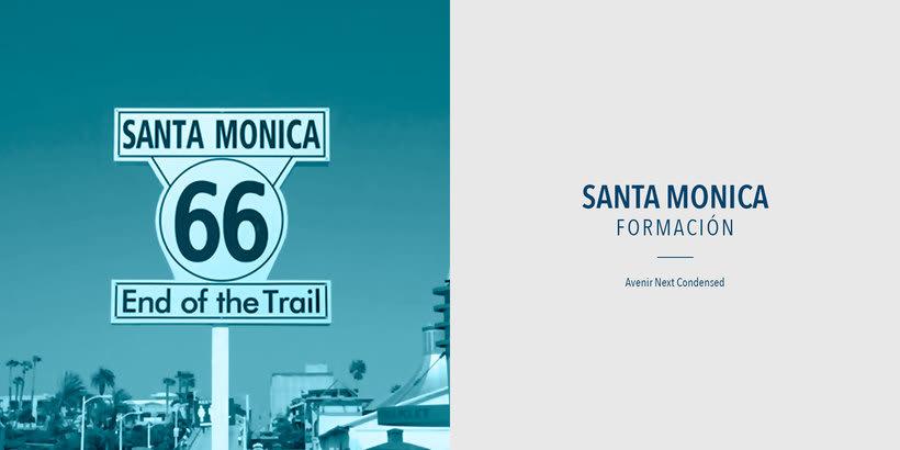 Santa Mónica Formación 2