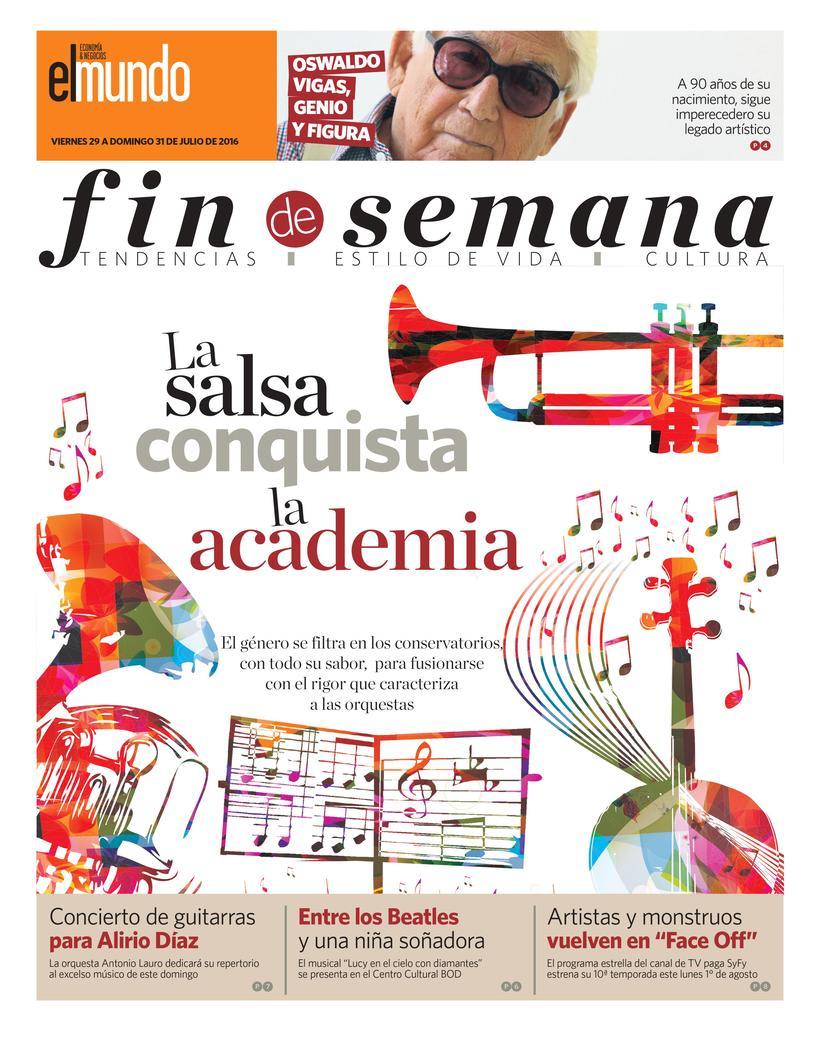 Sumplemento N°11 Fin de Semana 29-07-2016 0